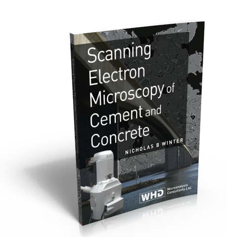 Photo of SEM book cover, link to shopping cart