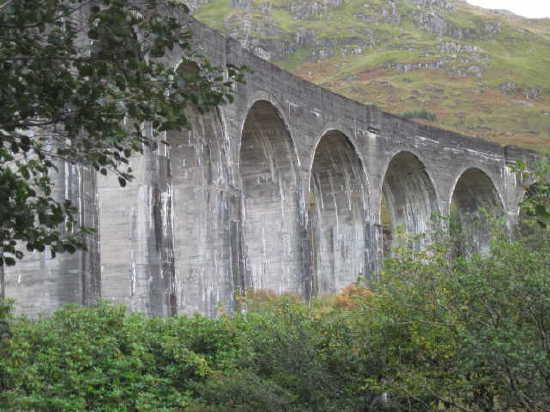 Photo of Glenfinnan viaduct, Scotland